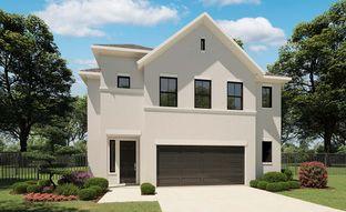 Park Series - 2414 - Park & Lake Villas: Houston, Texas - Gehan Homes