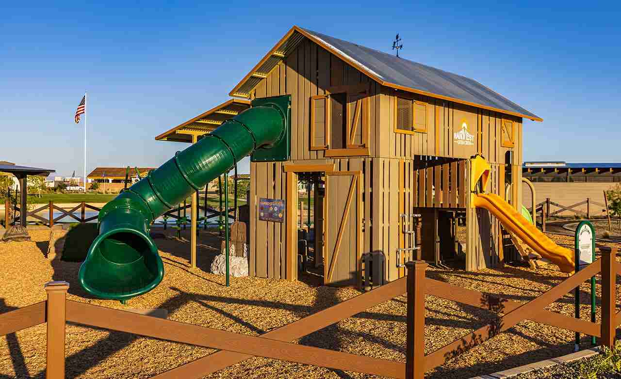 Hacienda at Harvest Community Playground