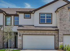 Townhome Series - Acadia E - Midtown at Magnolia: Pearland, Texas - Gehan Homes