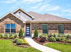 Landmark Series - Driskill - Villages of Charleston: Glenn Heights, Texas - Gray Point Homes