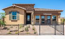 Homestead por Gehan Homes en Phoenix-Mesa Arizona