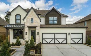 Premier Series - Rosewood - Albury Trails Estates: Tomball, Texas - Gehan Homes