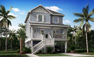 Coastal Series - 1555 - Old Seabrook Village: Seabrook, Texas - Gehan Homes
