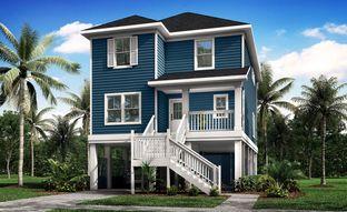 Coastal Series - 1857 - Old Seabrook Village: Seabrook, Texas - Gehan Homes