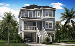 Coastal Series - 2155 - Old Seabrook Village: Seabrook, Texas - Gehan Homes