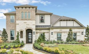 Classic Series - Dartmouth - Rosehill Reserve: Tomball, Texas - Gehan Homes