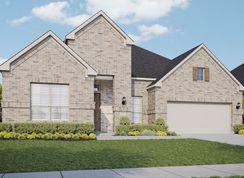 Classic Series - Tulane - Hawkes Landing: Leander, Texas - Gehan Homes