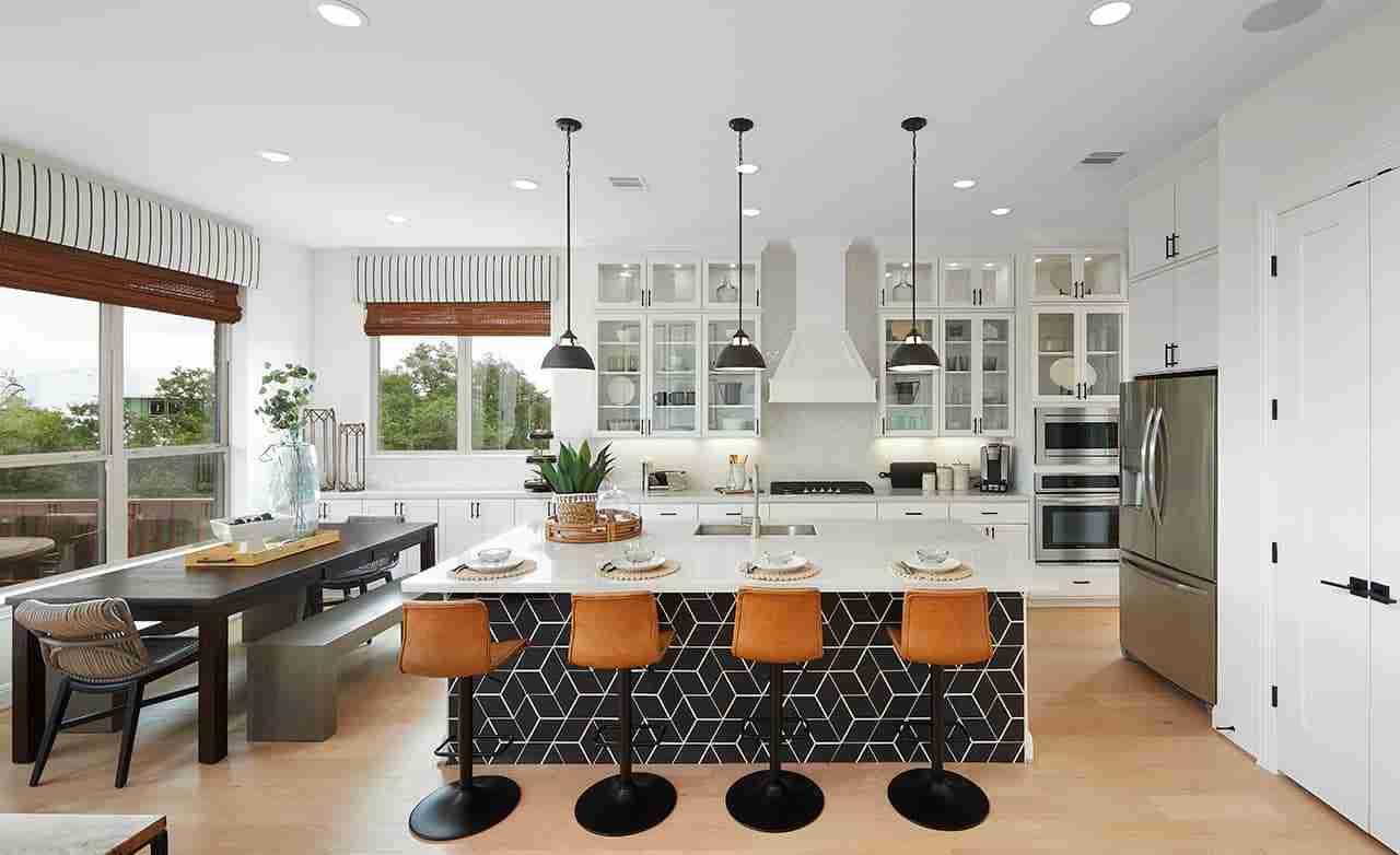Stanford – Kitchen