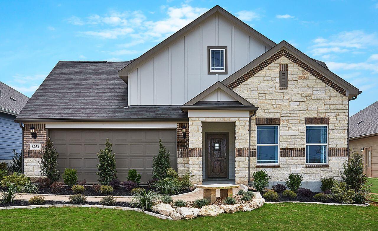 'Creekside' by Gehan Homes - Dallas in Dallas