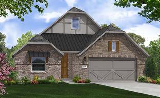 Premier Series - Juniper - Parkwood Trails: Fort Worth, Texas - Gehan Homes