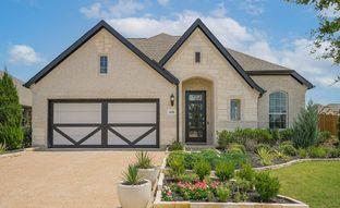 Premier Series - Laurel - Fireside Park: Denton, Texas - Gehan Homes