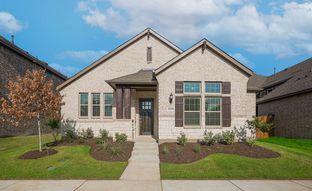 Manor Series - Albany - Mercer Crossing: Farmers Branch, Texas - Gehan Homes