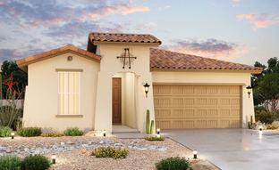 Castillo Series - Clover - Castillo at Anderson Parc: Buckeye, Arizona - Gehan Homes