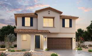 Castillo Series - Lavender - Castillo at Anderson Parc: Buckeye, Arizona - Gehan Homes