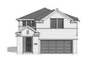 Journey Series - Wayfinder - King's Court: Little Elm, Texas - Gehan Homes