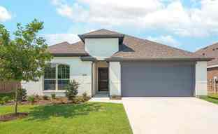 Landmark Series - Driskill - Clements Ranch - Landmark: Forney, Texas - Gehan Homes