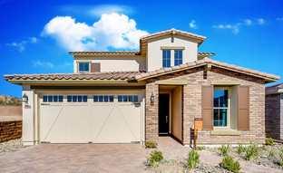 Manzanita - Lucero in Estrella - Castillo Series: Goodyear, Arizona - Gehan Homes