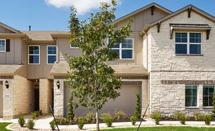 Townhome Series - Acadia E - Cardinal Crossing: Pflugerville, Texas - Gray Point Homes