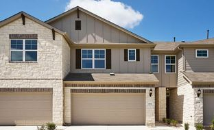 Townhome Series - Acadia B - Cardinal Crossing: Pflugerville, Texas - Gray Point Homes