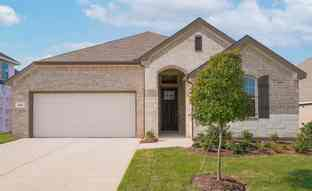 Premier Series - Mahogany - Highpoint Hill: Burleson, Texas - Gehan Homes