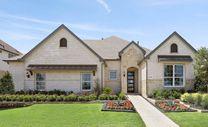 Green Meadows by Gehan Homes in Dallas Texas