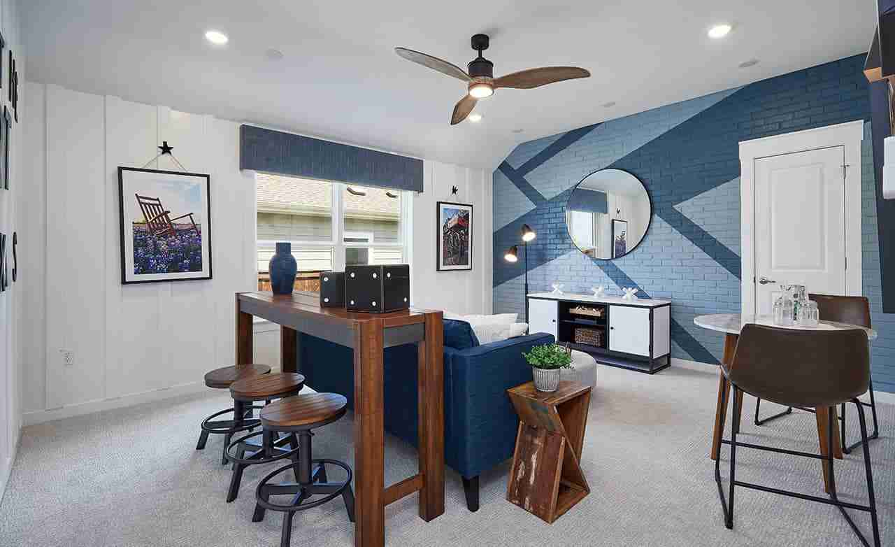 Paramount – Game Room