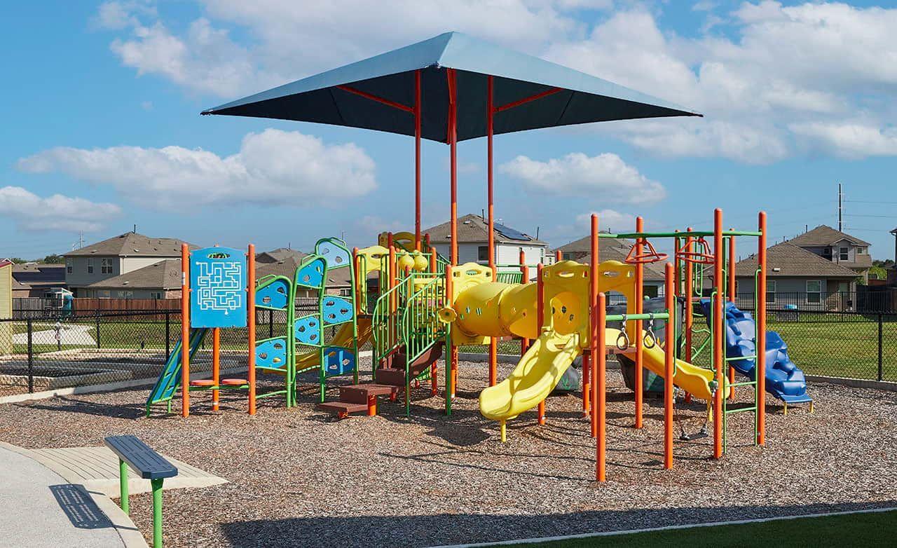 Sun Chase Community Playground