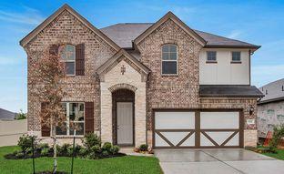 Premier Series - Magnolia - Summer Park: Rosenberg, Texas - Gehan Homes