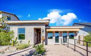 Clover - Lucero in Estrella - Castillo Series: Goodyear, Arizona - Gehan Homes