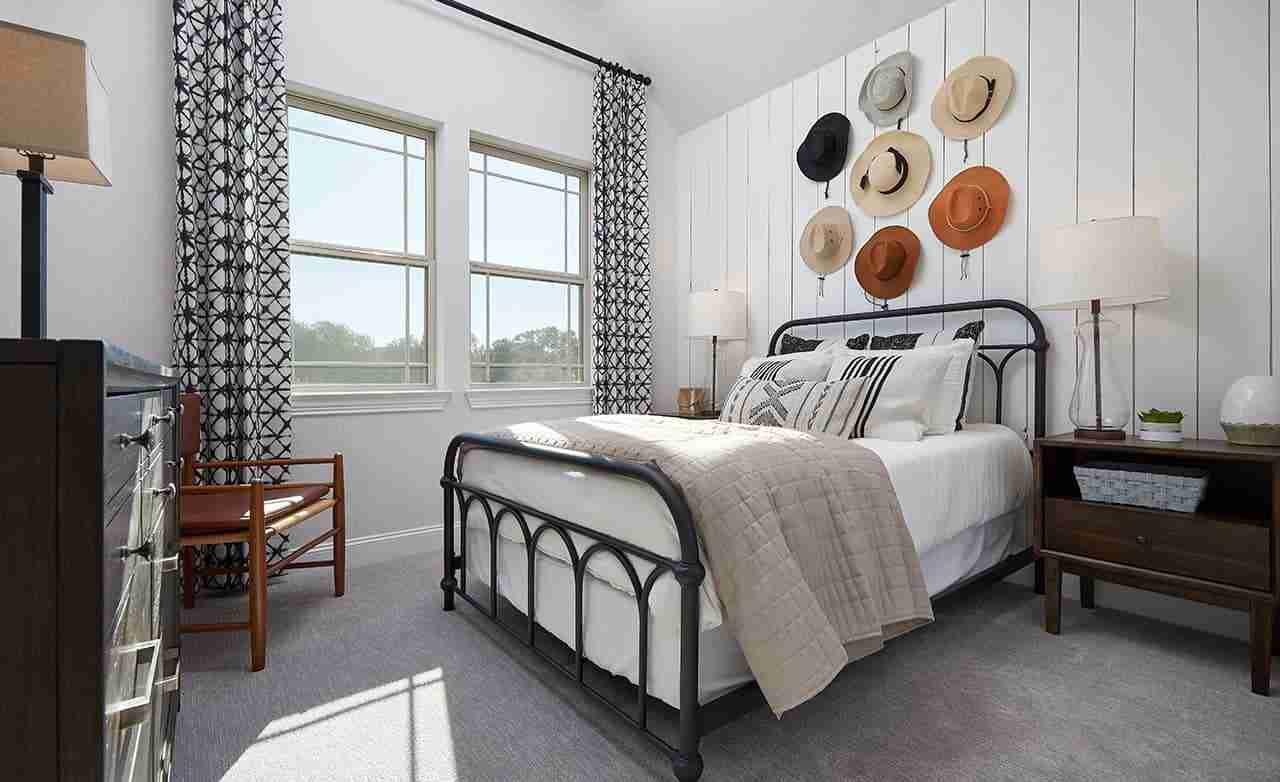 Juniper – Secondary Bedroom