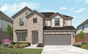 Premier Series - Rosewood - Bandera Oaks: Helotes, Texas - Gehan Homes