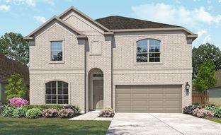 Premier Series - Magnolia - St. Augustine Meadows: Mont Belvieu, Texas - Gehan Homes