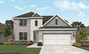 Premier Series - Hickory - The Woodlands Hills: Willis, Texas - Gehan Homes
