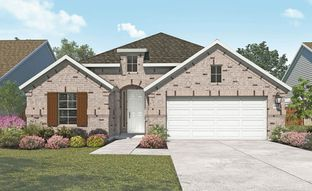 Premier Series - Oleander - Terra Estates: Manvel, Texas - Gehan Homes