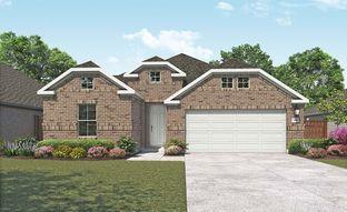 Premier Series - Mahogany - Wildflower Ranch: Fort Worth, Texas - Gehan Homes