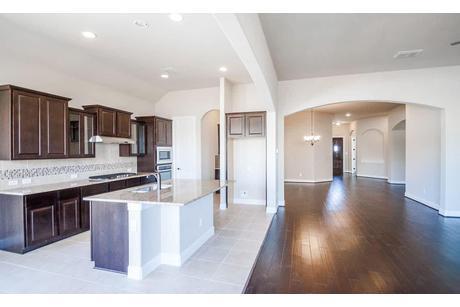 Kitchen-in-Harvard-at-Arcadia Ridge - Classic-in-San Antonio