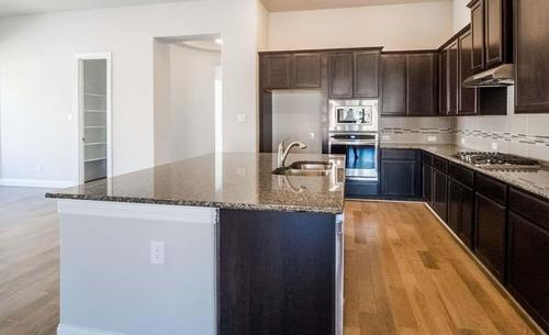 Kitchen-in-Madison-at-Champion Heights in Boerne - 60' Lots-in-Boerne