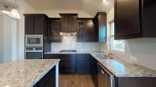 Kitchen-in-Laurel-at-Lakeside Estates at Paloma-in-Little Elm