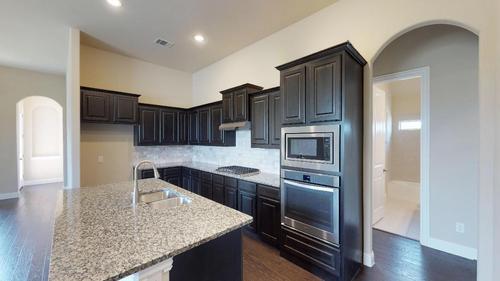 Kitchen-in-Juniper-at-Talon Hill - Premier-in-Fort Worth