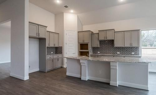 Kitchen-in-Villanova-at-Regent Park - Classic-in-Boerne