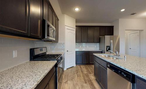 Kitchen-in-Kimbell-at-Clements Ranch - Landmark-in-Forney