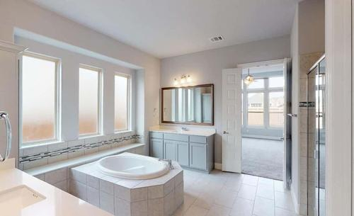 Bathroom-in-Dartmouth-at-Trinity Falls-River Park-Classic 70' Lots-in-McKinney