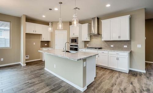 Kitchen-in-Clover-at-Arosa Estates - Castillo Series-in-Laveen