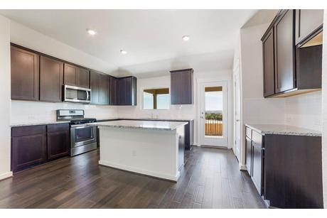 Kitchen-in-Meridian-at-Lakeside at Tessera on Lake Travis-in-Lago Vista