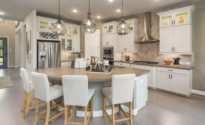 Victory Lakes - Premier in League City, TX, New Homes & Floor Plans on