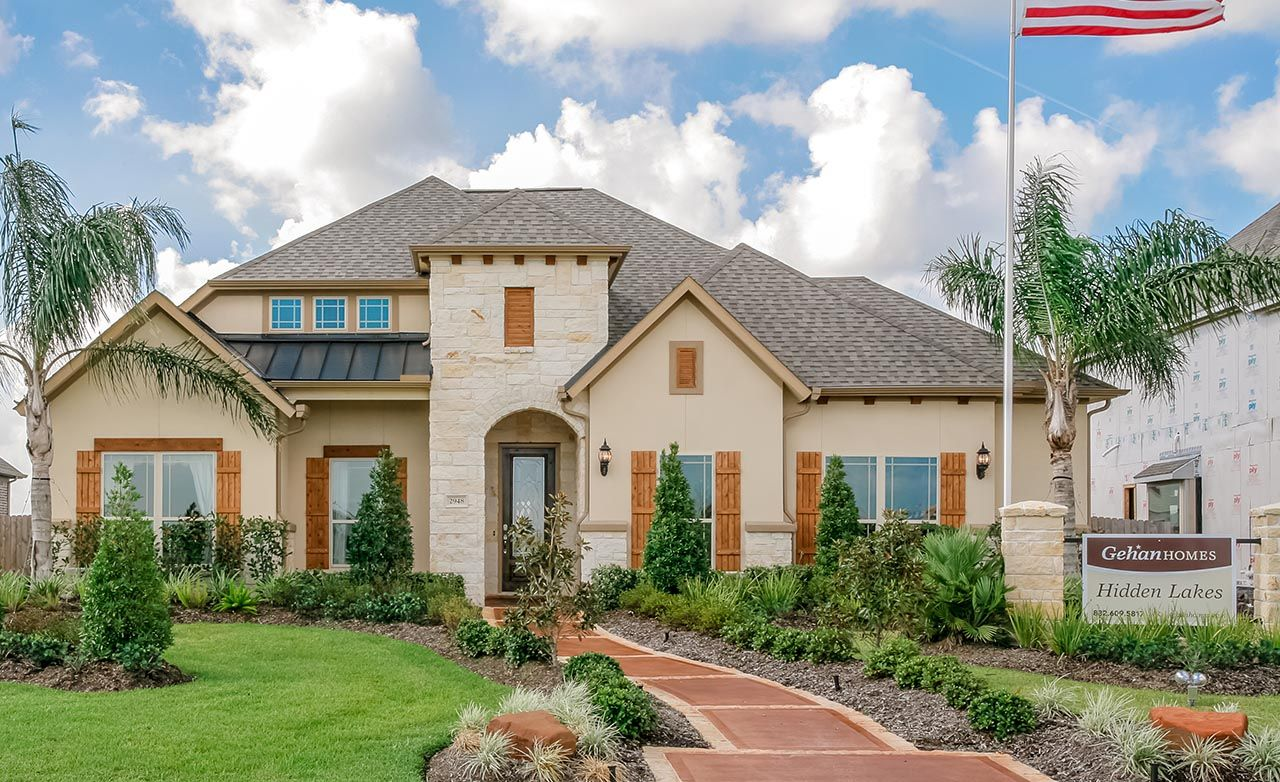 Hidden lakes classic in league city tx by gehan homes for Gehan homes