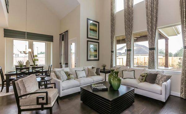 Province Village In Pearland TX By Gehan Homes