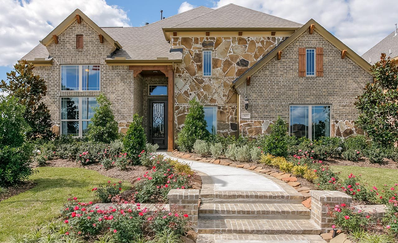 Westwood In League City TX By Gehan Homes