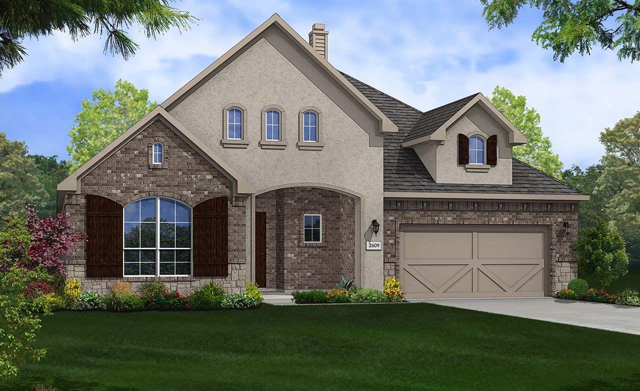 Yale home plan by gehan homes in westwood for Gehan homes