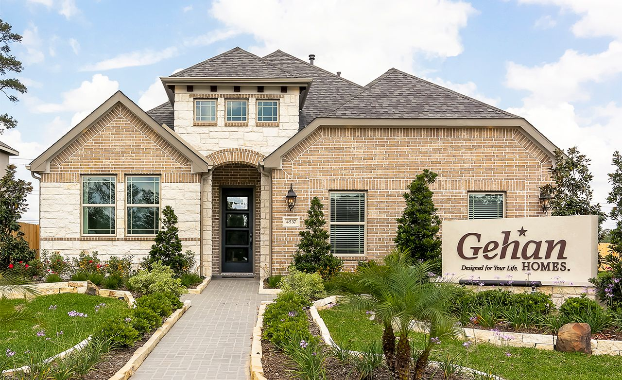 The Villages At Harmony In Spring, TX By Gehan Homes